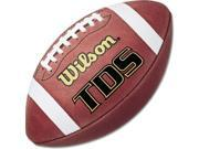 Football - Wilson High School TD/TDS Pattern, ACL Lacing