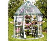 Garden Gazebo Style Greenhouse