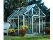 Snap and Grow Silver Greenhouse (6 ft. x 12 ft.)