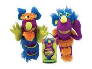 Make-Your-Own Monster Puppet Kit with Carrying Case