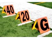 5 Pc Set of Improved Day/Night Sideline Markers