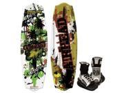 Apocalypse Wakeboard with Grind Binding