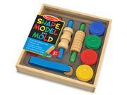 Shape, Model & Mold Play Set