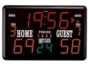 Multi-Sport Tabletop Electronic Scoreboard