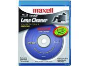 Blu-Ray & HD DVD Lens Cleaner