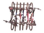 Monkey Bars Bike Rack in Gray