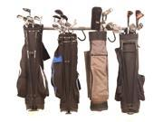 Monkey Bars Golf Rack in Gray