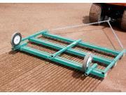 5 ft. Premium Nail Drag w Wheel Kit