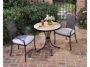 3-Pc Outdoor Bistro Set