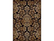 Como Transitional Rectangular Area Rug (2.2 ft.x 7.7 ft.)
