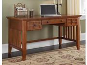 54 in. Executive Desk (Cottage Oak)