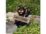 Solar Welcome Bear