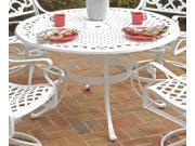 Outdoor Round Dining Table (42 in. Dia. x 29 in. H)