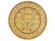 Hand Tufted Small Round Rug