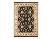 Machine-Made Traditional Polypropylene Rectangular Rug (5 ft. 3 in. x 3 ft. 3 in.)