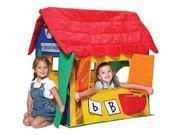 Kid's Indoor Playhouse - Learning Schoolhouse