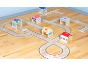42-Pc Roadway System Set