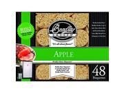 Apple Bisquettes Pack - 48 Count