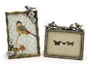 2-Pc Nida Bird Frames