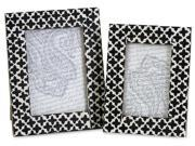 2-Pc Lizzie Bone Frames
