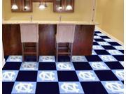 Logo Carpet Tiles - University of North Carolina Chapel Hill