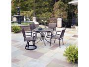 Stone Harbor 5PC Dining Set with Newport Chairs