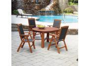 Bali Hai 5PC Outdoor Dining Set