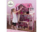 Amelia Playing Dollhouse