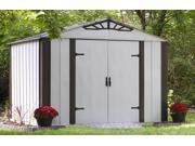 Outdoor Steel Shed
