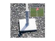 Indoor Turf Corner Flag Marker - Set of 4