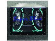 "Dual Bandpass System with Neon Accent Lighting (10""&#59; 1,000-Watt)"