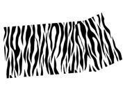 Yoga Mat in Zebra Print