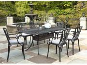 7-Pc UV Resistant Patio Dining Set