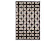 Contemporary Area Rug (9' x 12' Magnolia)