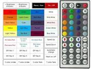 Nubee® IR Remote Controller 44 Keys for RGB LED Light Strip