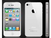 Apple iPhone 4 8GB White (Unlocked) GSM Smartphone