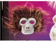 Chimp Plush Mask