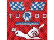 Turbo Beverage Napkins