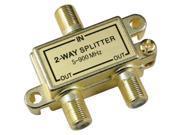 Ge Av23218 Signal Splitter (2 Way)