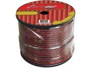 Audiopipe 10 Gauge Speaker Cable 100ft Black and Red wire**