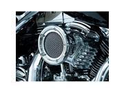 Kuryakyn 9512 Velociraptor Air Cleaner For Harley-Davidson Touring by KURYAKYN