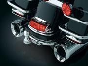 Kuryakyn 7652 Trailer Hitch For Models For Harley-Davidson Touring by KURYAKYN