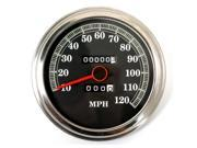 BKrider 2240:60 Ratio Speedometer for Harley 91-95 Softail OEM 67027-91A by MIDWEST