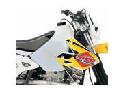 IMS 115518-N2  4.9 Gal Natural Gas Tank Fits 1996-2012 SUZUKI DR650 Off-Road Includes Fuel Valve by IMS Products