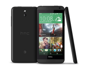 HTC Desire 610 4G LTE Quad-Core 1.2GHz 8GB AT&T Unlocked GSM Android Phone - Black