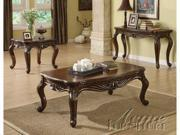 Remington Brown Cherry Finish Coffee Table and End Table