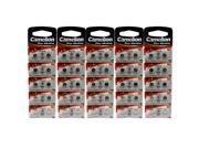 50pcs Camelion AG4 1.5 Volt Alkaline Button Cell  Battery FAST USA SHIP