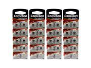 40pcs Camelion AG4 1.5 Volt Alkaline Button Cell  Battery FAST USA SHIP