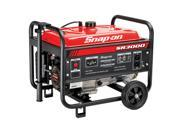 Snap-on® 3000 Watt Portable Gasoline Generator – CARB and EPA compliant -870826