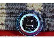 YUPENGDA USB Rechargeable UFO Glowing Color Change LED Hand Warmer Power Bank 3200 Mah Moible Charger (Demon)